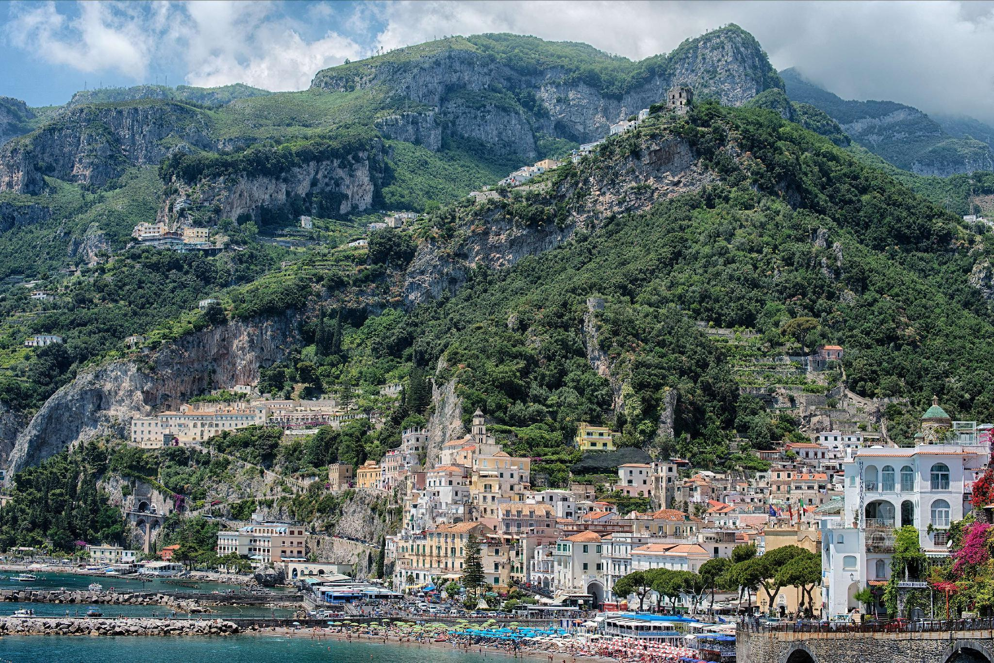 NH Collection Grand Hotel Convento Di Amalfi
