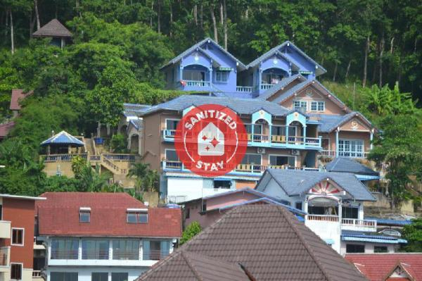 OYO 851 On Hill Residence Patong Phuket