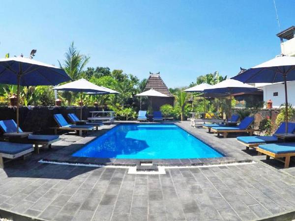 Colour Cottages Lombok