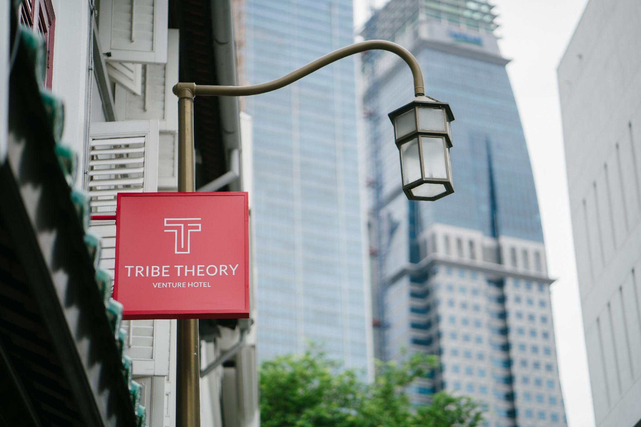 TRIBE THEORY – Entrepreneurs Hostel for Startups and Digital Nomads 4
