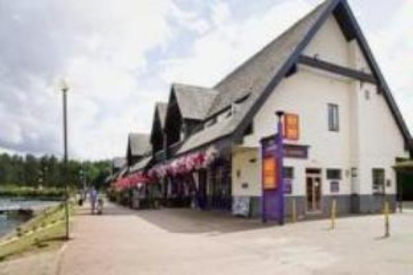 Premier inn Milton Keynes East - Willen Lake Milton Keynes