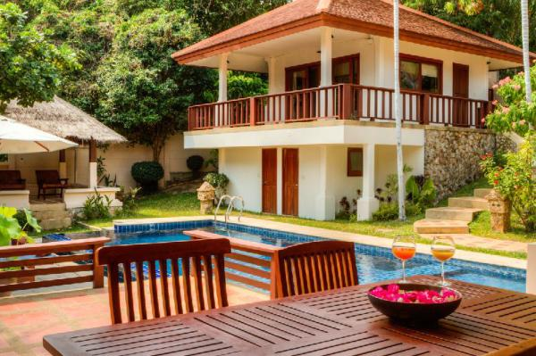 The Plantation Villas 4 bedroom Koh Samui