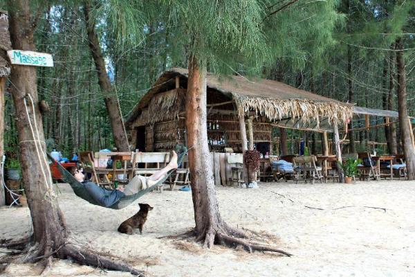 Tawan Bar & Bungalows Phang Nga