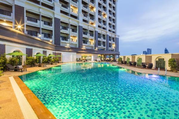 Grand Palazzo Hotel Pattaya Pattaya
