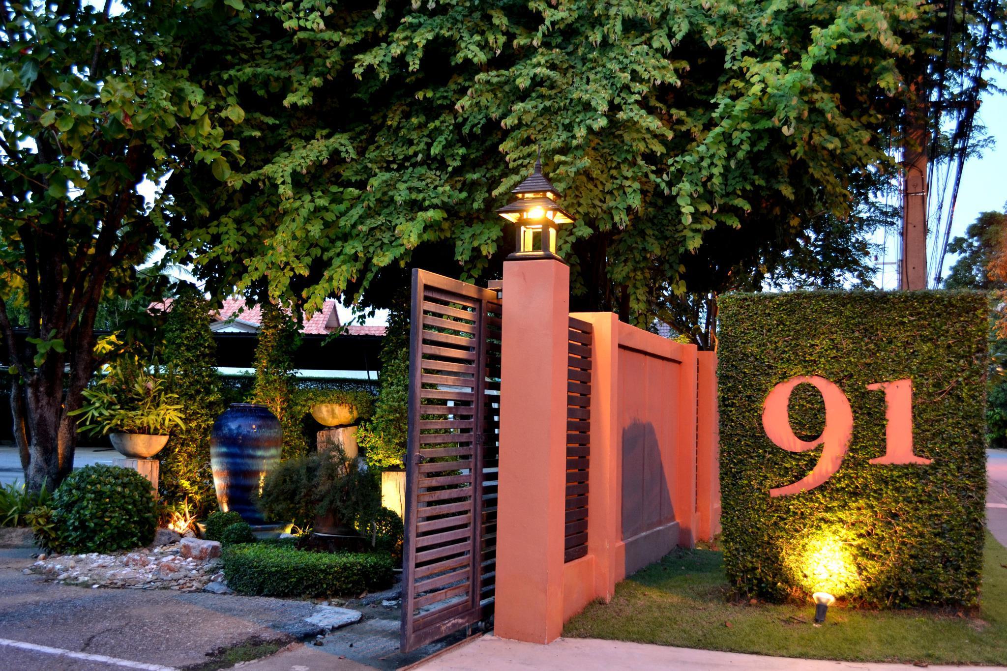 OASIS91 Resort And Restaurant