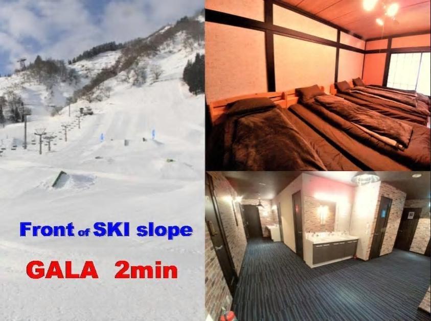FJ03 4 Right In Front Of Ski Slopenear GALAwifi