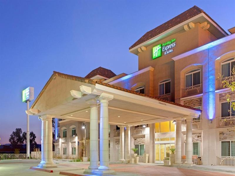 Holiday Inn Express Hotel And Suites Banning