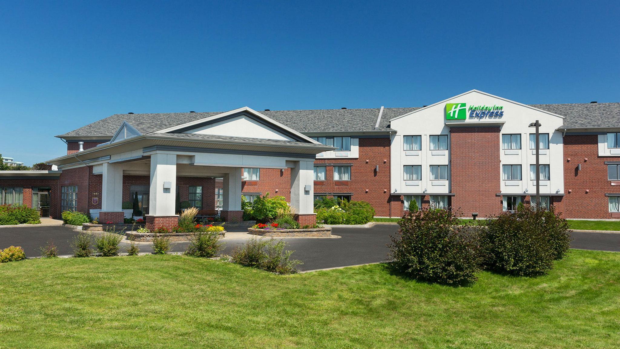 Holiday Inn Express Quebec City Sainte Foy