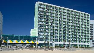 弗吉尼亞海灘-海濱21街假日酒店