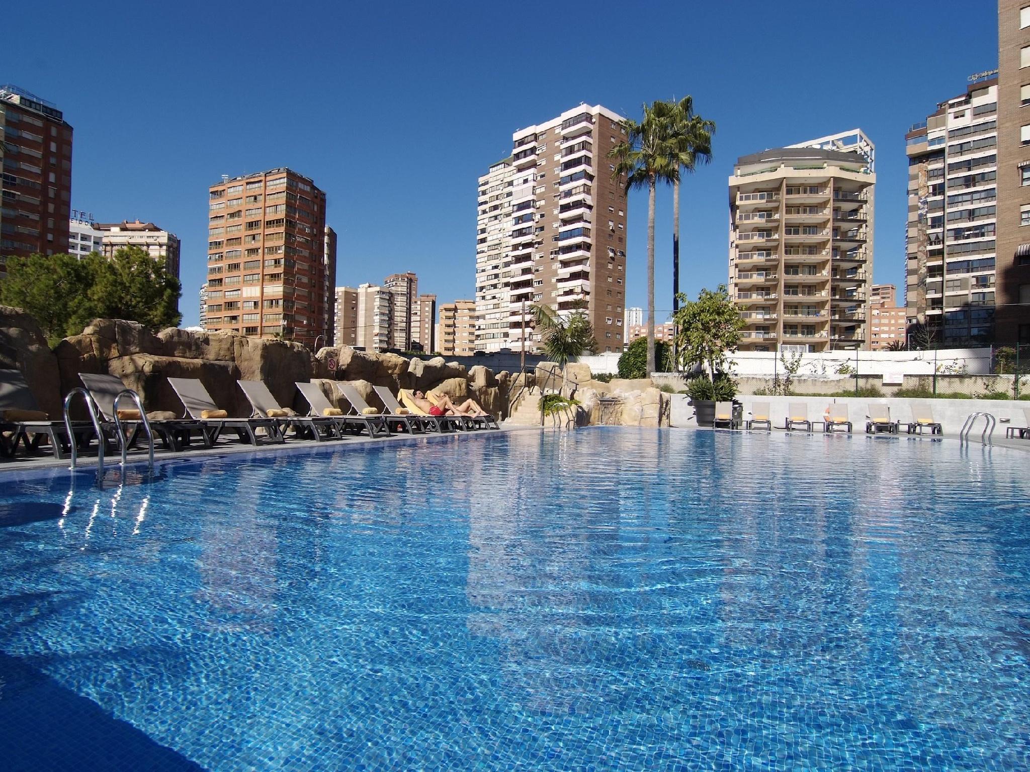 Sandos Monaco Beach Hotel Spa Benidorm Costa Blanca
