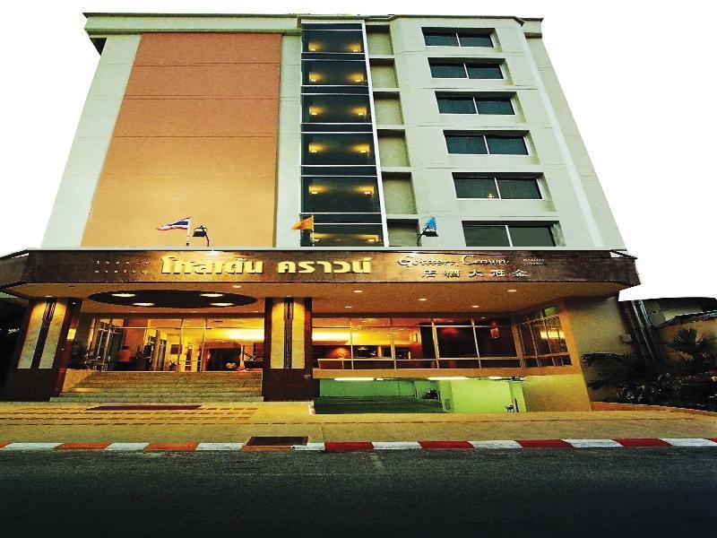 Hadyai Golden Crown Hotel