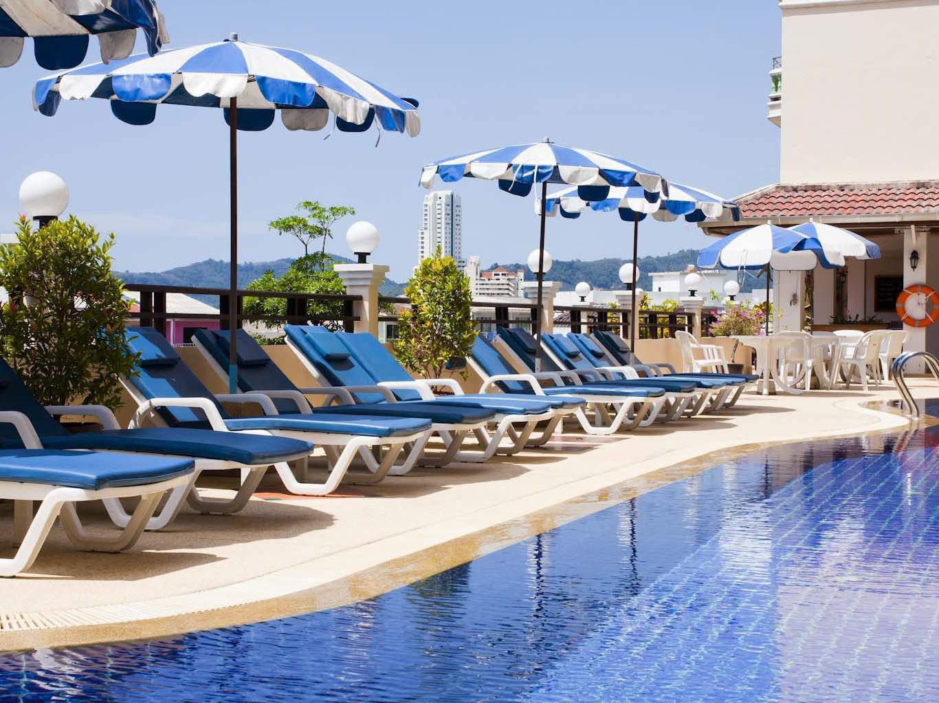 Jiraporn Hill Resort จิราภรณ์ ฮิลล์ รีสอร์ท