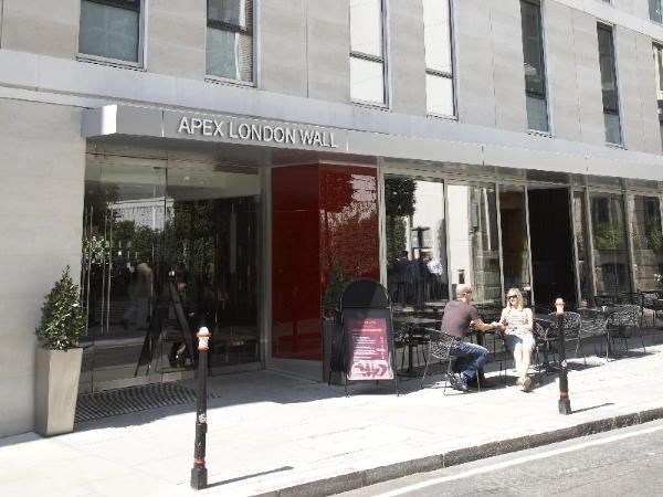 Apex London Wall Hotel London