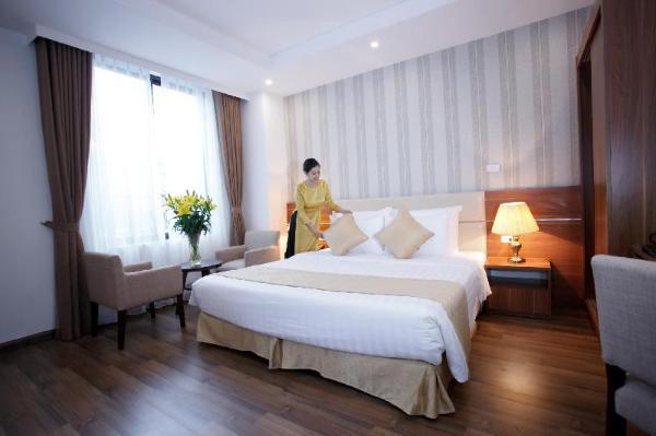 Hanoi Pomihoa Hotel Hanoi
