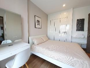 [ニンマーンヘーミン]アパートメント(32m2)| 1ベッドルーム/1バスルーム Modern Loft Room with Rooftop Pool at Nimman