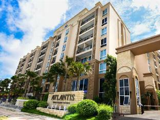 [ジョムティエンビーチ]アパートメント(35m2)| 1ベッドルーム/1バスルーム atlantis Condo Resort Surrounded by water system36