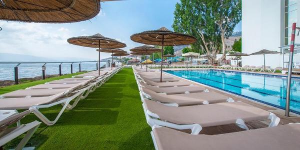 Rimonim Galei Kinnereth Hotel Tiberias