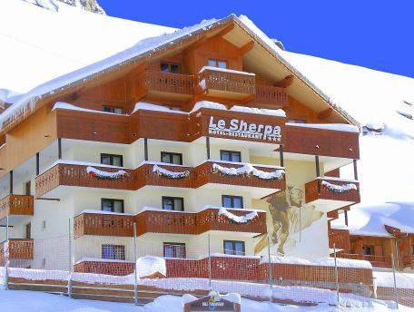Le Sherpa Val Thorens Hotels Chalets De Tradition