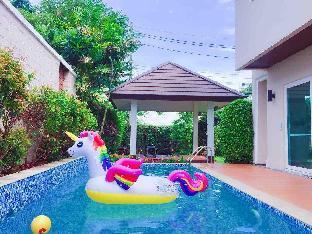 [オールド シティ]ヴィラ(328m2)| 3ベッドルーム/4バスルーム Chiangmai Pool Villa 清游泳池的墅