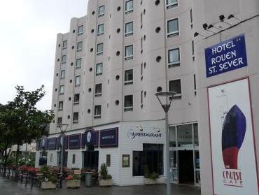 BandB Hotel Rouen Centre St Sever