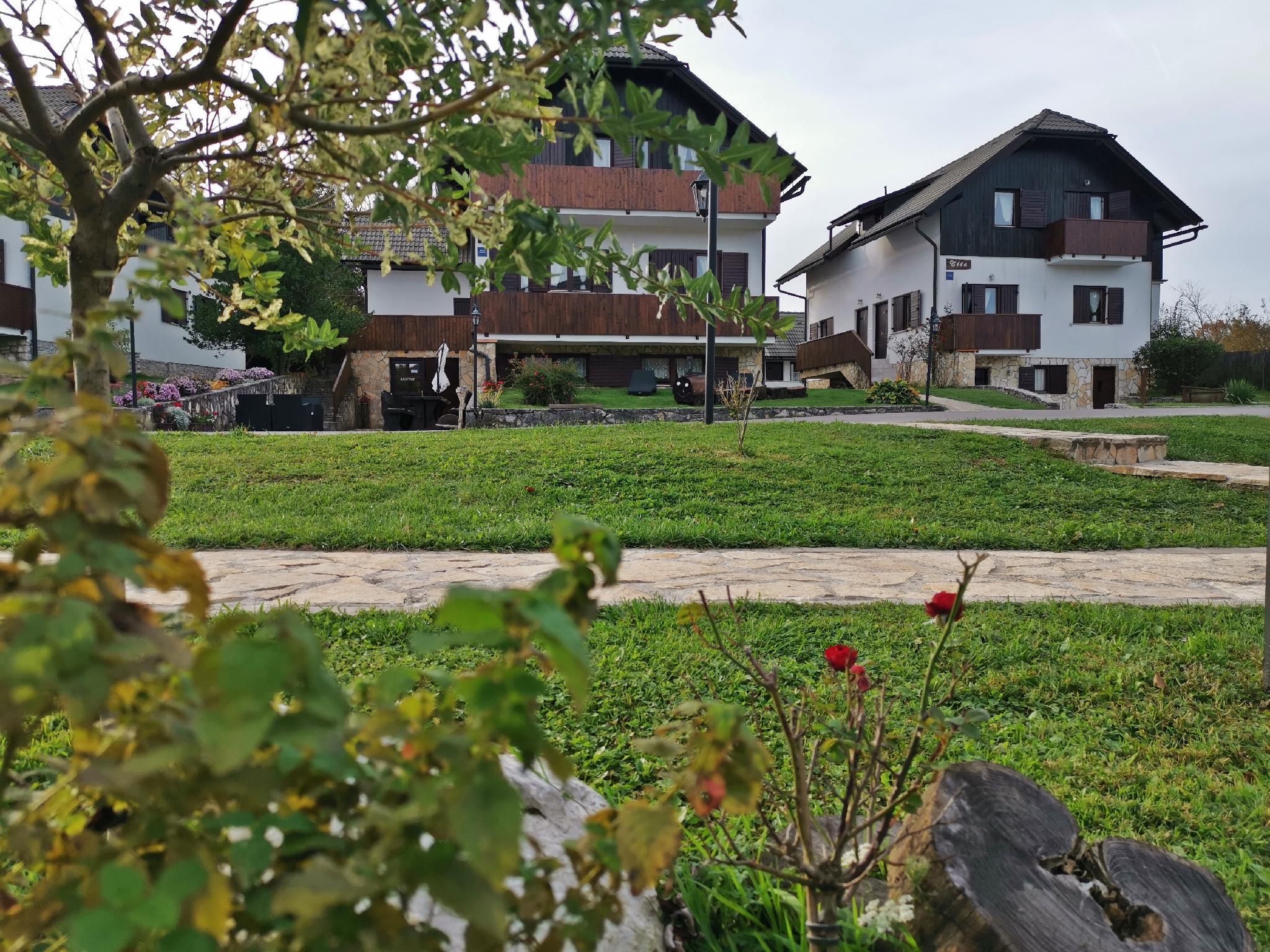 Etno Garden Apartment