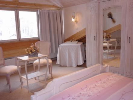 Domaine Du Haut Jardin Hotel & Chalets Spa Prive