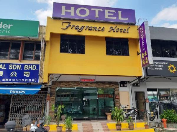 Fragrance Hotel Johor Bahru