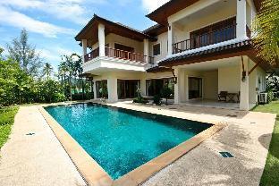 [バンタオ]ヴィラ(800m2)| 3ベッドルーム/3バスルーム Bangtao Beach, Phuket 3 Bed Pool Villa + Breakfast