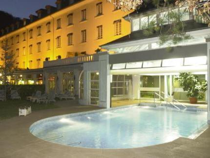 Grand Hotel And Spa Uriage