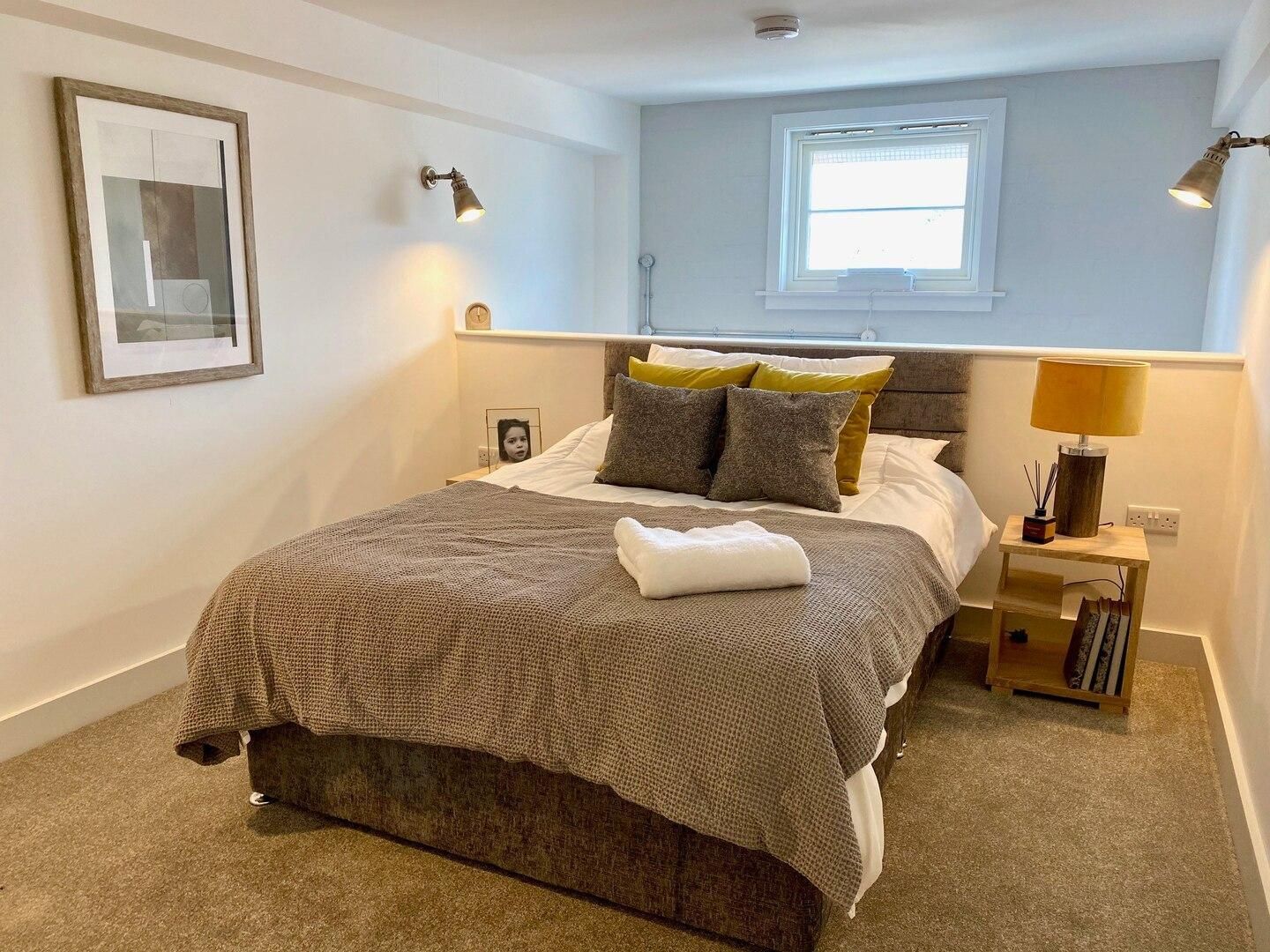 Valentis contractor Stansted Apartment