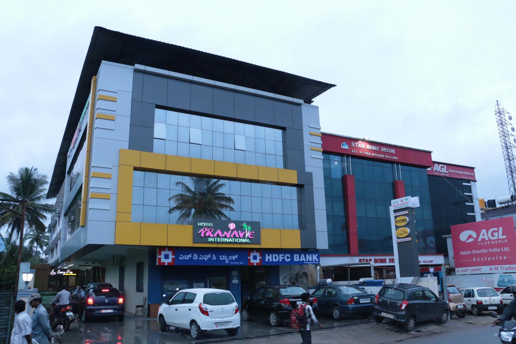 Hotel Pranav International
