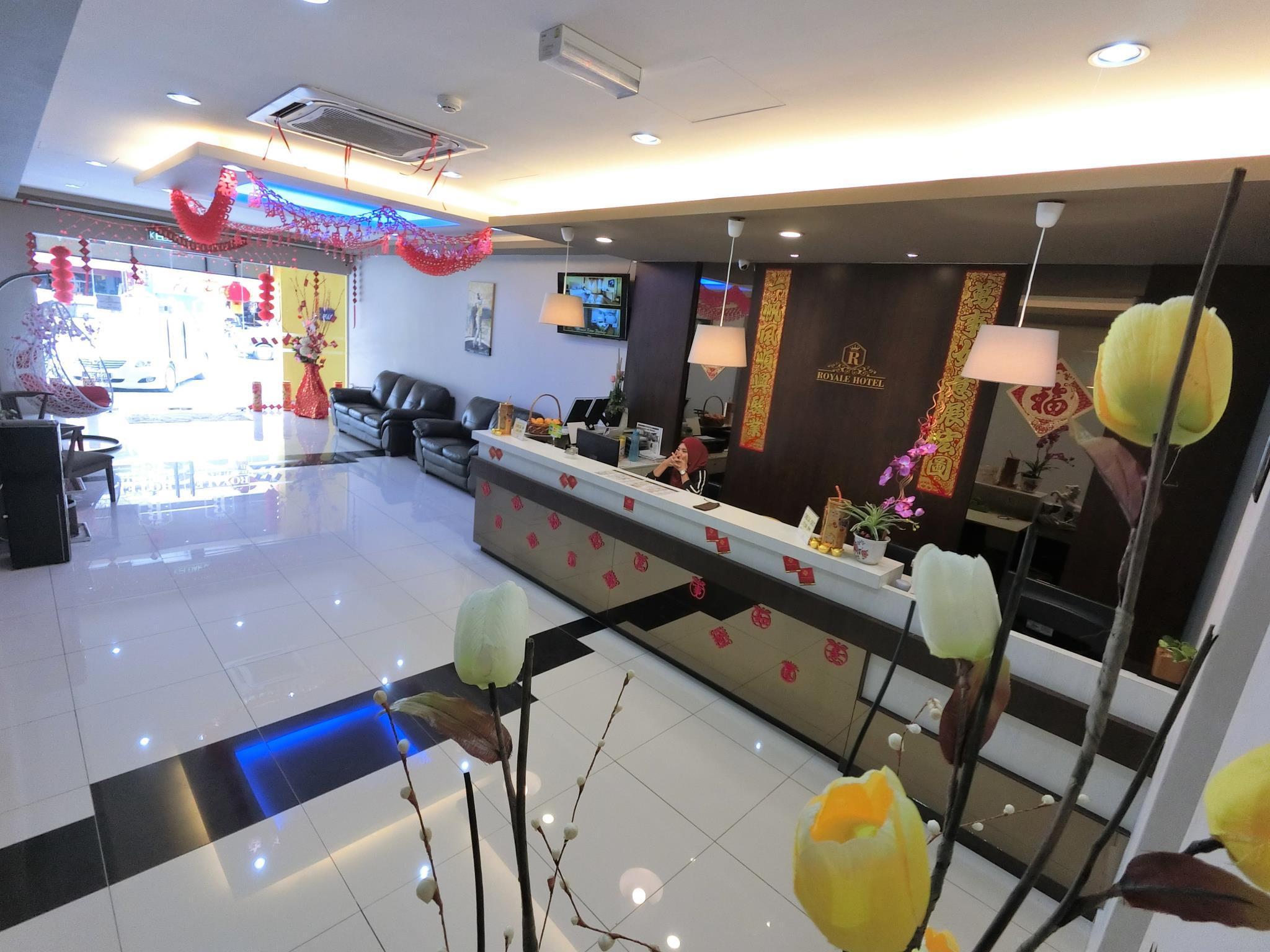 Royale Hotel