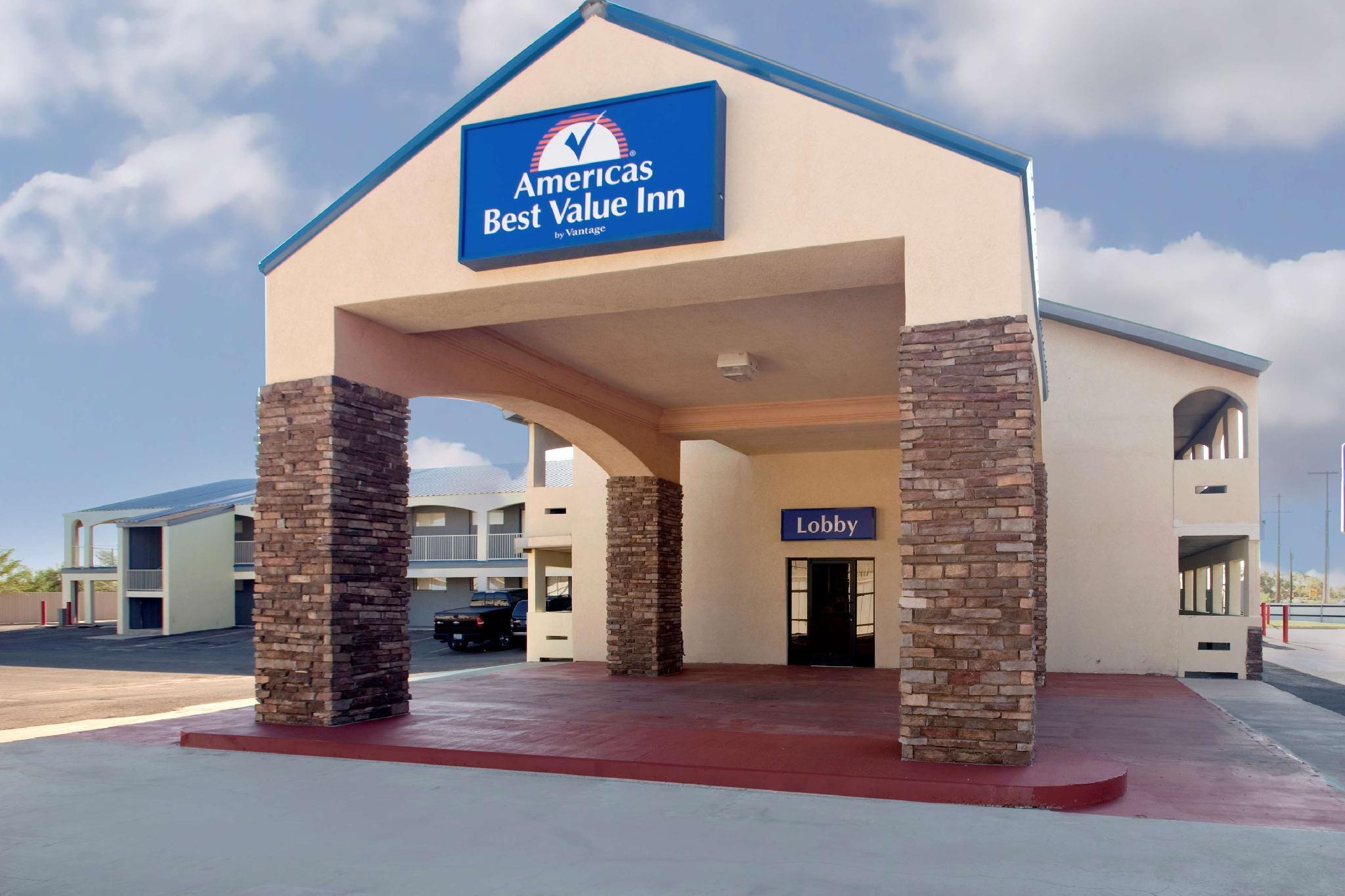 Americas Best Value Inn Midland