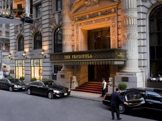 The Peninsula New York Hotel