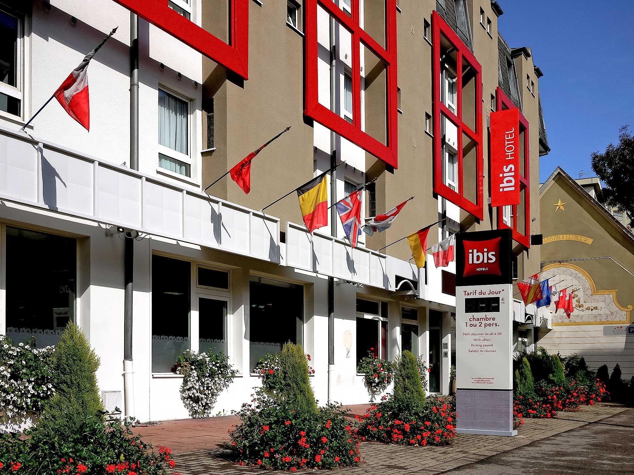 Brit Hotel Mulhouse Centre