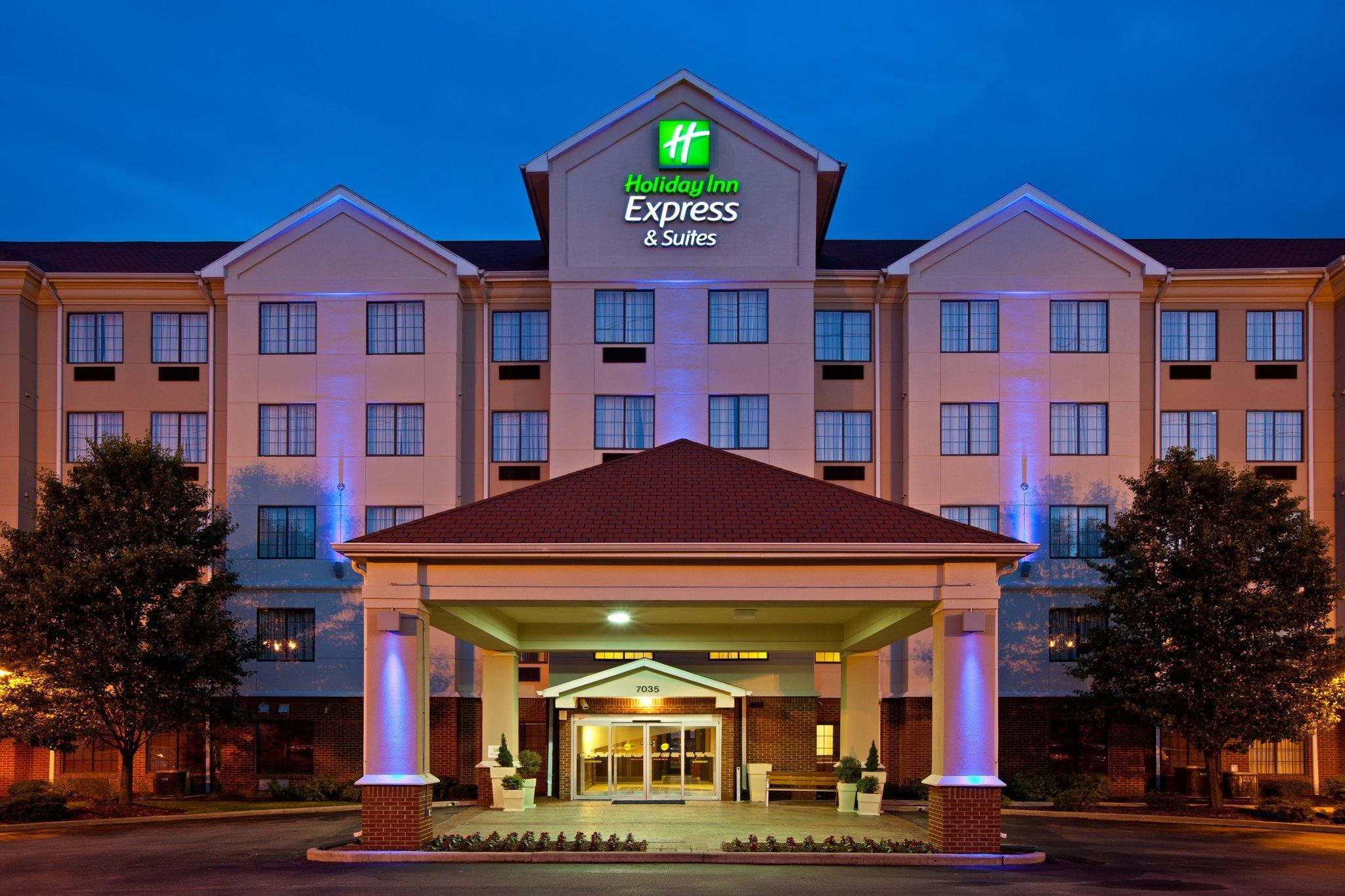 Holiday Inn Express Hotel And Suites Indianapolis   East