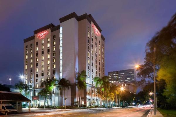 Hampton Inn Ft Lauderdale Downtown Las Olas Area Fort Lauderdale