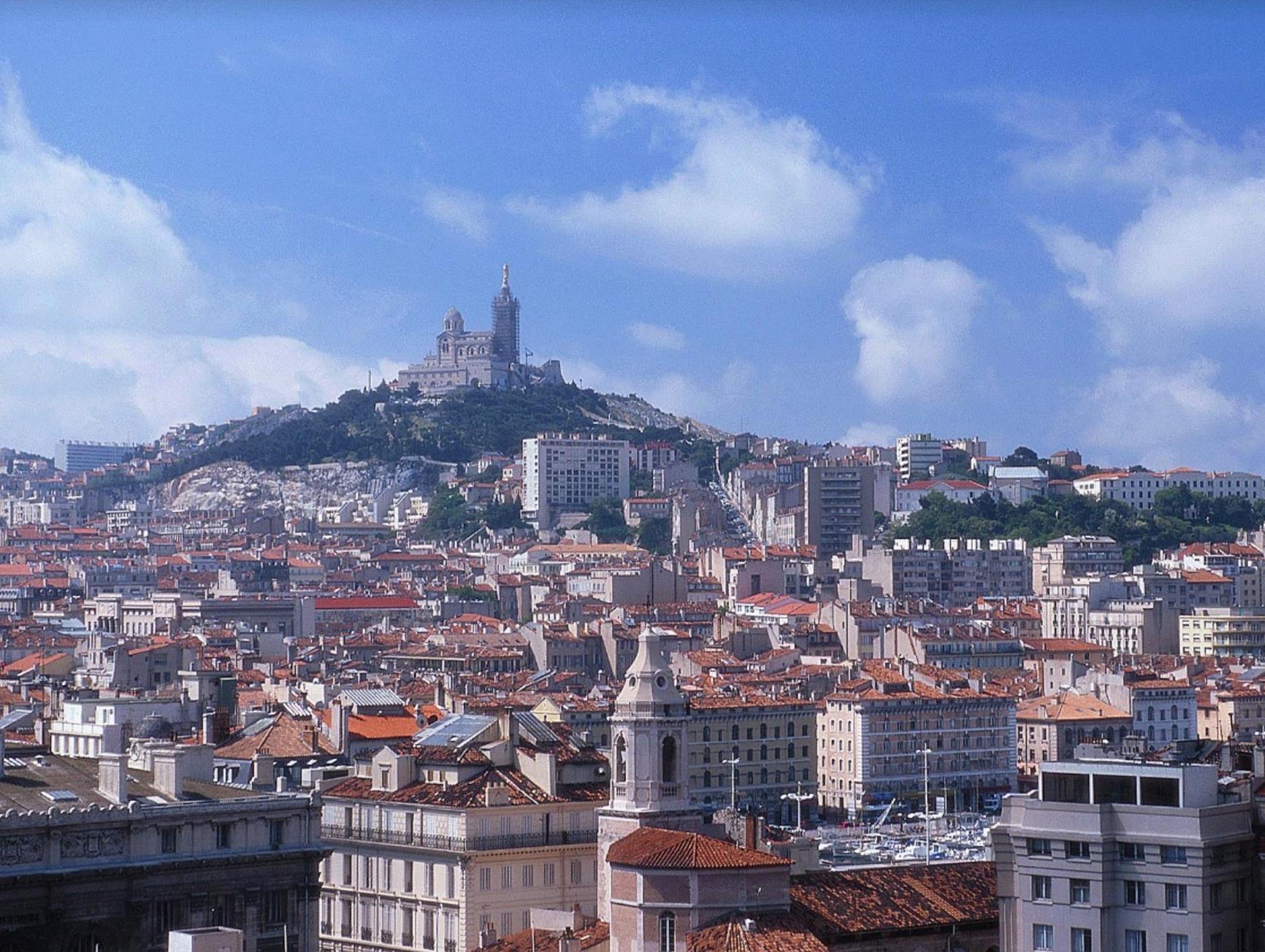 Adagio Marseille Vieux Port Aparthotel