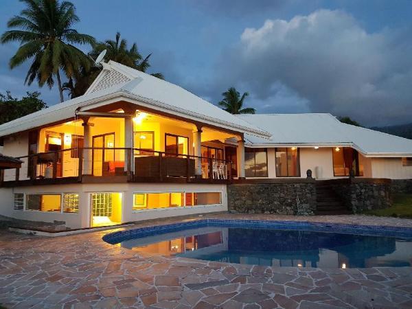 Villa Te Tavake by Tahiti Homes Tahiti