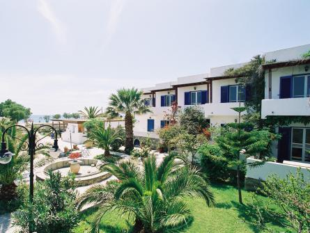 Golden Beach Hotel And Apartments
