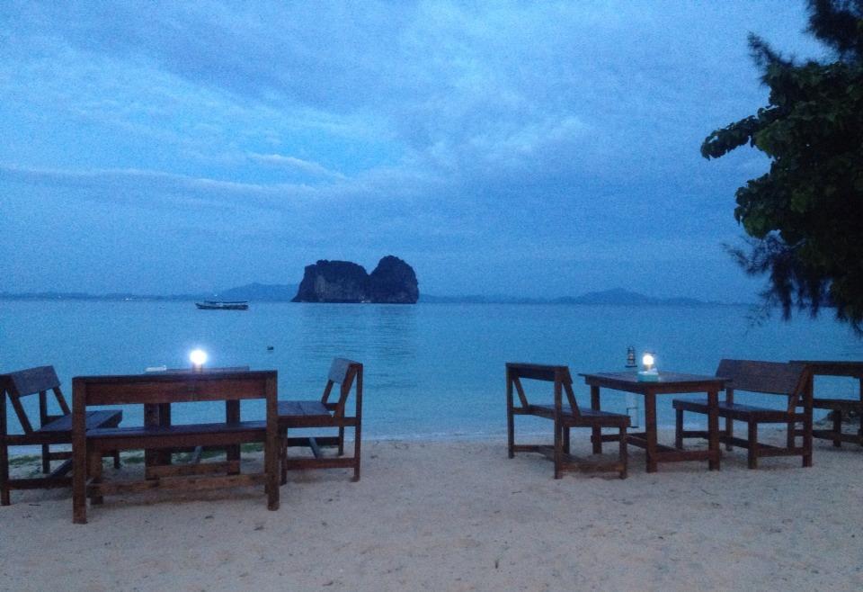 Koh Ngai KaiMuk Thong Resort