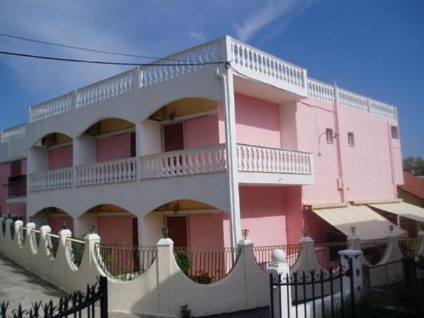Bella Vista Beach Hotel Corfu Island