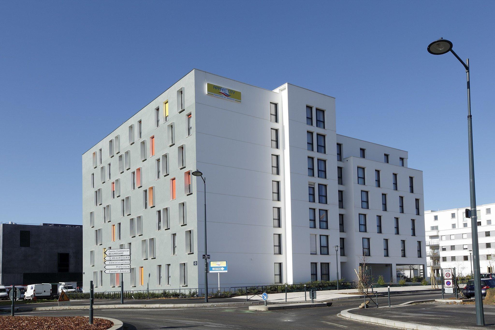 Appart City Rennes Beauregard