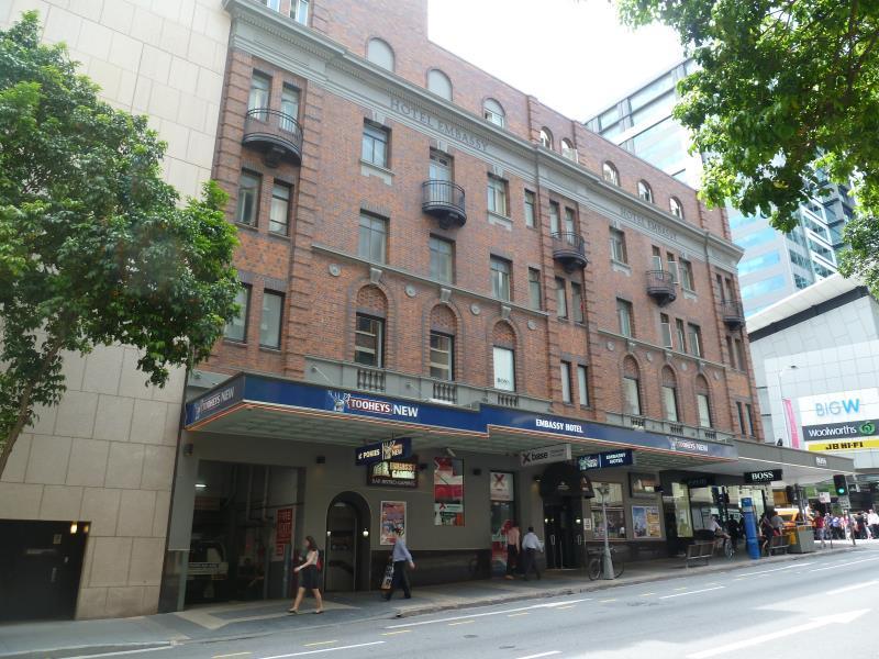 Base Brisbane Embassy Hostel Reviews