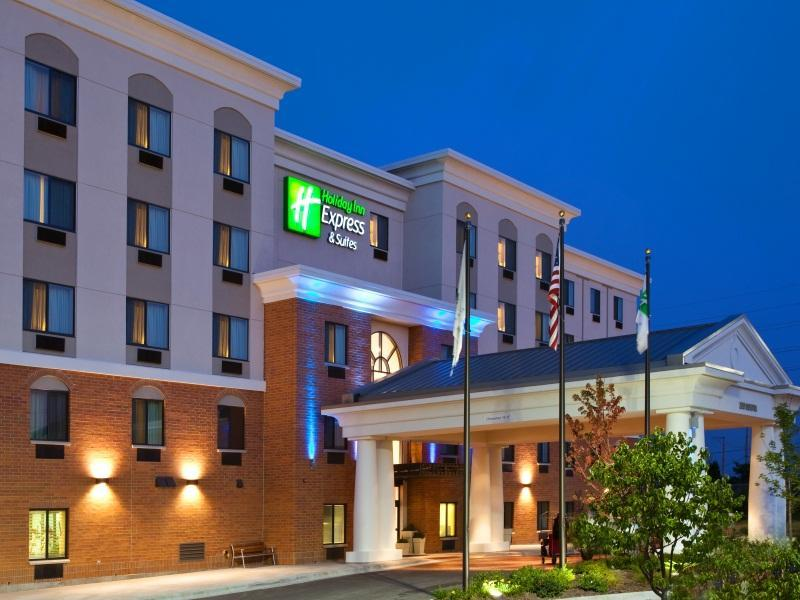 Holiday Inn Express Hotel And Suites Chicago Airport West O'Hare
