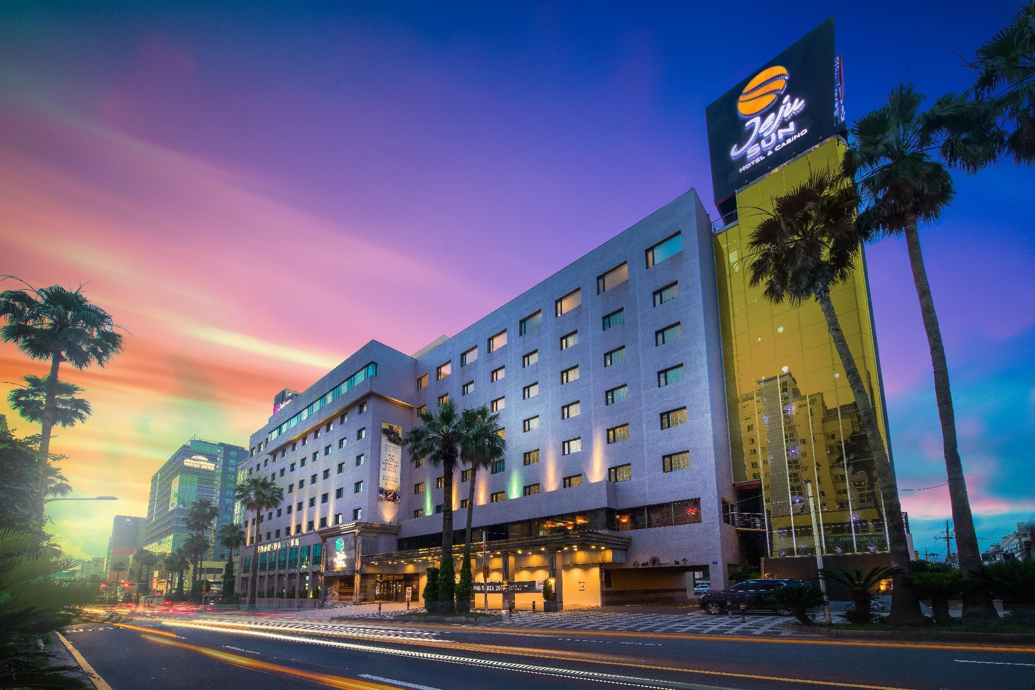 Jeju Sun Hotel And Casino