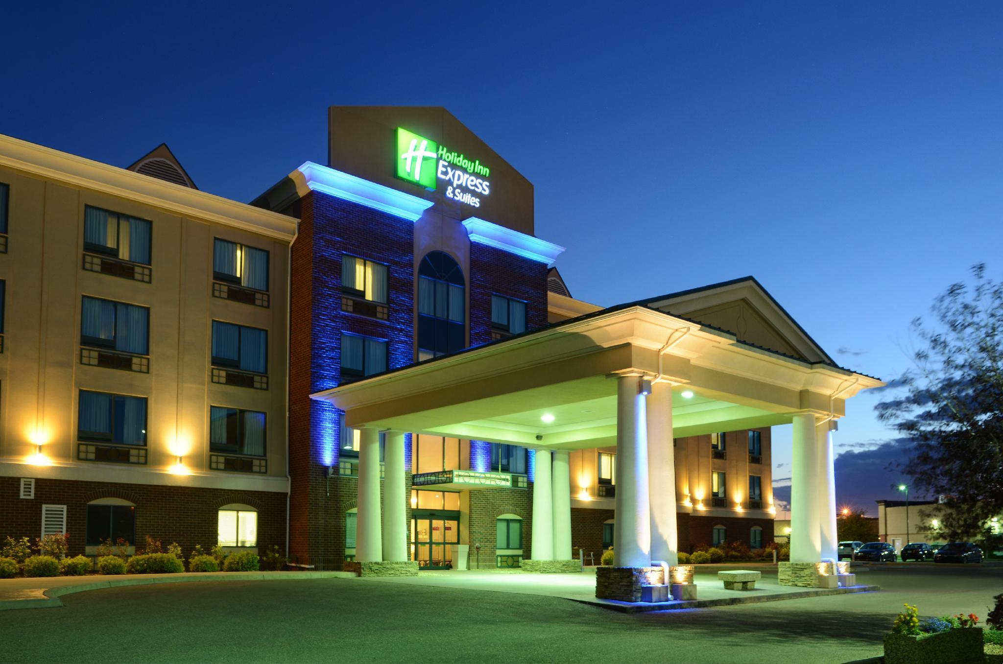 Holiday Inn Express Hotel & Suites Medicine Hat Transcanada Hwy 1