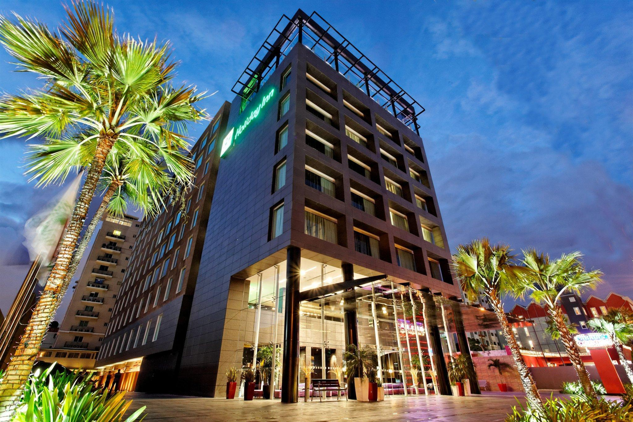 Holiday Inn Santo Domingo Hotel And Suites