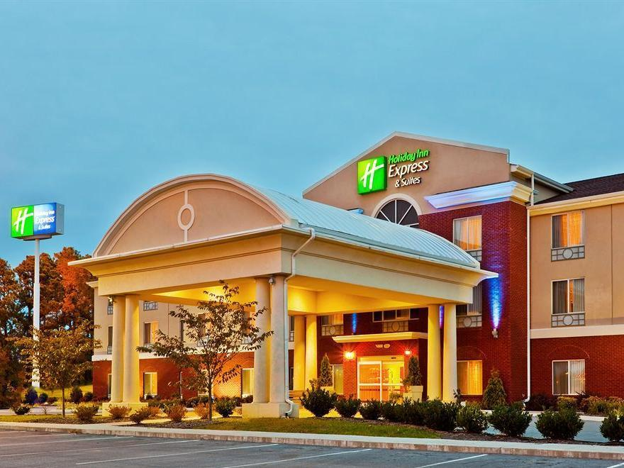 Holiday Inn Express Hotel And Suites Dickson