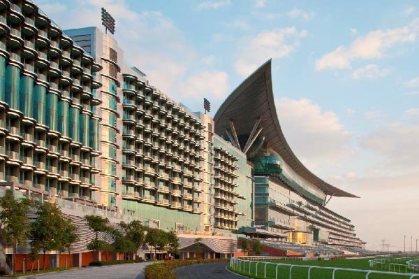 The Meydan Hotel Dubai Dubai